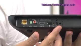 Vorstellung Telekom Entertain TV Media Receiver 200 (MR200)