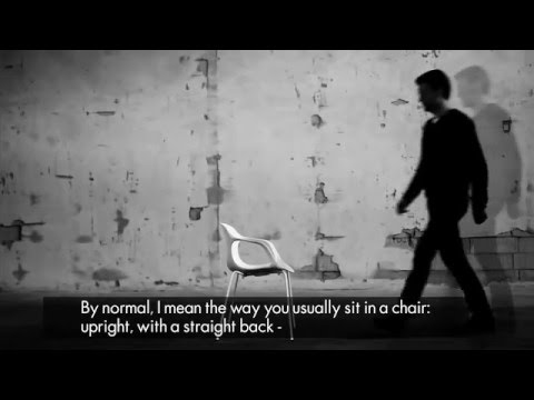 YouTube-Video of the design of the Nap Chair