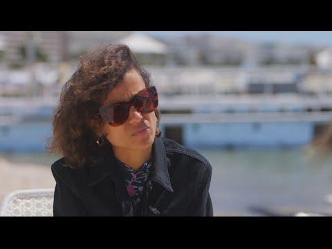 La cinéaste Mati Diop à Cannes, le 15 mai 2019. Crédit : France 24