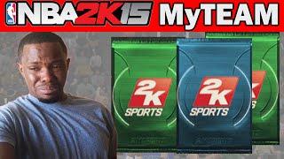 NBA 2K15 MyTeam Pack Opening - GOING FOR GOLD! - NBA 2K15 MyTeam Packs