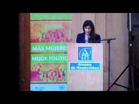 Proclama Más Mujeres, Mejor Política - 3 de mayo 2012