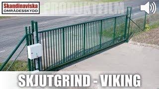 Skjutgrind Maximus PI 200 Automatisk  Viking M 2000x10000mm,MG-Auto