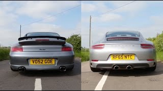 Porsche 996 carrera 4 coup autobaselli most popular videos porsche 996 turbo vs turbocharged 9912 carrera which 911 sounds best publicscrutiny Choice Image