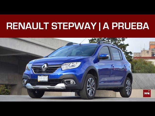 Renault Stepway 2020, a prueba: nuevo motor y más seguridad | Review en México