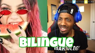Somebody TEACH Me SPANISH! Snow Tha Product   Bilingue | REACTION