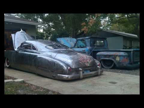 Chopping a 1949 Coupe