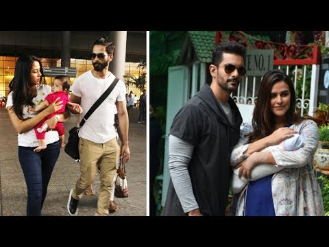 Celeb Couples Became Parents In 2018 | Bollywood 2018 Special Video