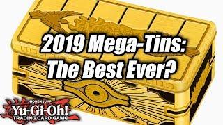 Yu-Gi-Oh! 2019 Mega-Tins: The Best Ever?