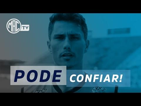 MAC TV | Borebi demonstra confiança em evolução do time