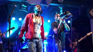 "Trombone Shorty & Mystikal ""Feel Right"""