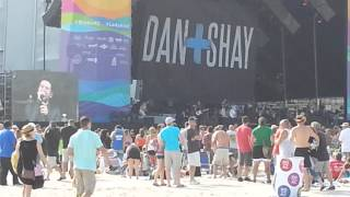 Dan and Shay party girl