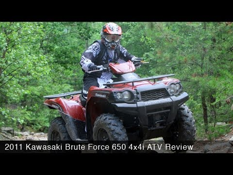 2011 Kawasaki Brute Force® 650 4x4 in Missoula, Montana