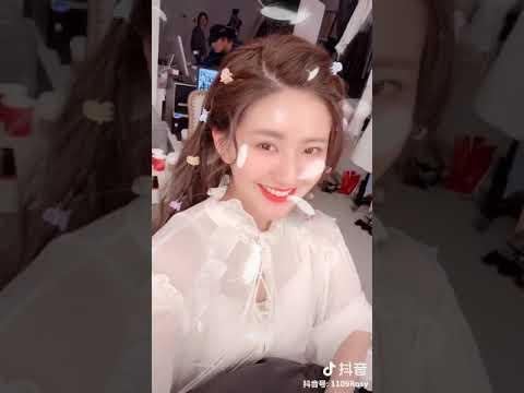 [抖音tiktok]中國女明星 《趙露思》甜美迷人的微笑 是否有撩到你…