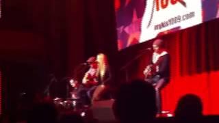 "Danielle Bradbery Excellent Acoustic Performance ""A Little Bit Stronger"""