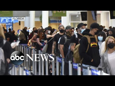 More than 50 million Americans expected to travel despite CDC warning