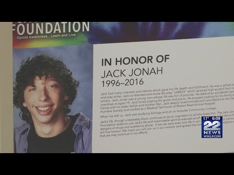 Jack Jonah movie premiere honors West Springfield High student who died from accidental drug overdos