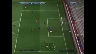 FiFa Online 3  Manchester United VS Stoke City