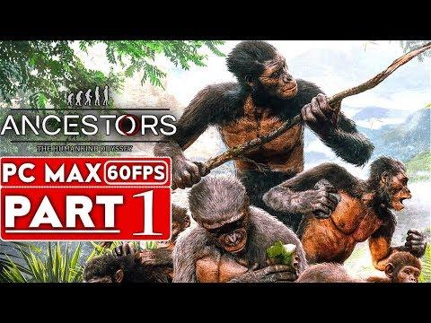 Gameplay de Ancestors: The Humankind Odyssey