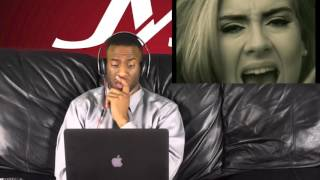 """Music Video Reaction & Review - ADELE 