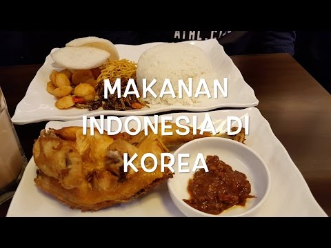 Video [CODKK] Makanan Indonesia di Korea - Culinary Trip at Ansan