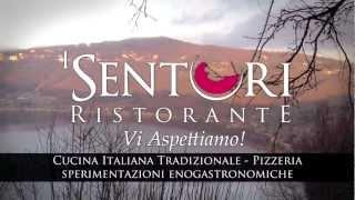 preview picture of video 'I Sentori - Ristorante Genzano - Vista Panoramica sul Lago'
