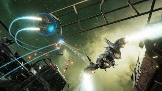 11 New Minutes of EVE Valkyrie Oculus VR Gameplay - IGN Plays by IGN VR
