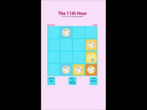 Video of 2048 Eleventh O'clock Ticktock