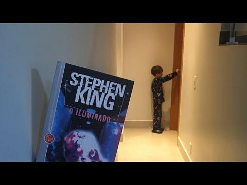 Eu gostei de O ILUMINADO ? | STEPHEN KING