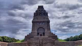 preview picture of video 'DAS VÖLKERSCHLACHT DENKMAL - Monument to the Battle of the Nations'