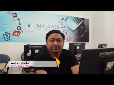 Testimoni Kursus Website  Anton Marta