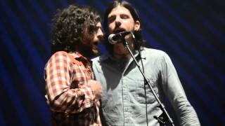 The Avett Brothers - Down in the Valley to Pray - Wakarusa 2012 - ozarkecho.com