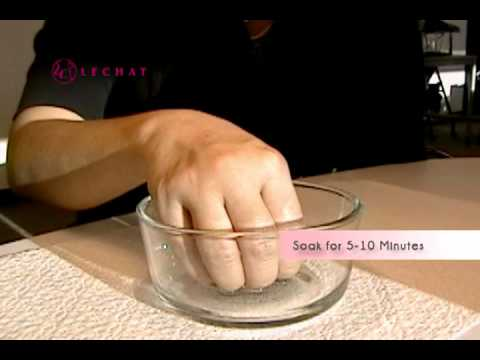 Perfect Match Gel Polish Tutorial Part4-Removing