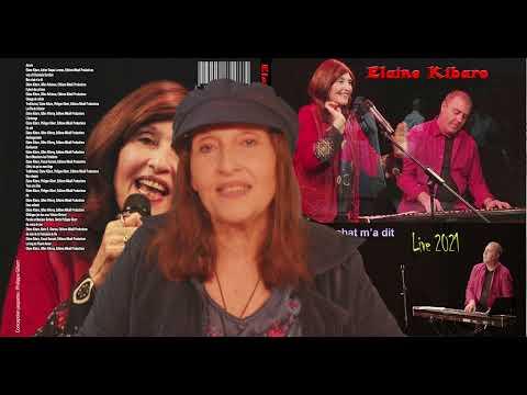 interview Elaine Kibaro à la SACD sortie DVD/CD Live 2021