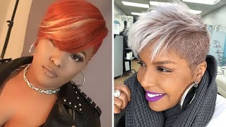 70 Most Inspiring Natural Hairstyles For Short Hairs | Simple And Beautiful Hairstyles For Women