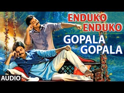Gopala Gopala Songs   Enduko Enduko Song   Venkatesh Daggubati, Pawan Kalyan, Shriya Saran
