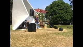 Ted Goldberg talar om cannabis som inkörsport vid Stockholm Smokefest 2010 DEL 1