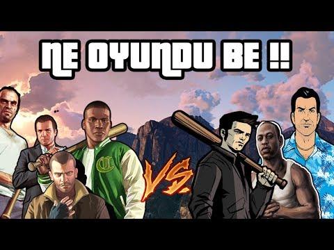 BUGÜNE KADARKİ TÜM GTA'LARIN SONLARI(1993-2013) TÜRKÇE ALTYAZI!!