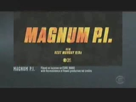 Magnum P.I. 1.14 (Preview)