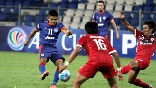 JSW Bengaluru FC Vs Lao Toyota FC: AFC Cup 2016 (Group Stage)