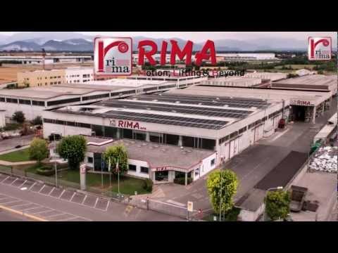 Rima Spa: Produzione appoggi a piede e a ruota