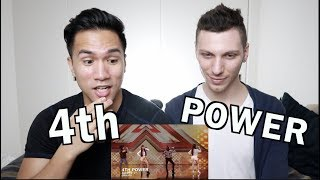 4th Power raise the roof with Jessie J hit | Auditions Week 1 | The X Factor UK 2015 | REACTION