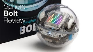 Sphero Bolt unboxing and review