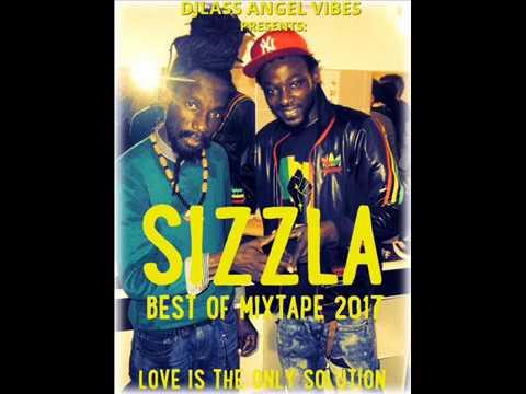Sizzla Best Of Mixtape 2017 By DJLass Angel Vibes (February 2017)