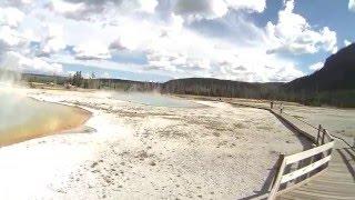 Black Sand Basin, Yellowstone National Park