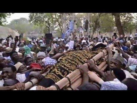 THE DEATH OF LAWAL MAIGUDUMA