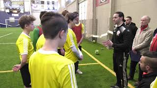 Applied Soccer Science 2 Part 3: Heart Rate Responses to Small-Sided Games (On-Field)
