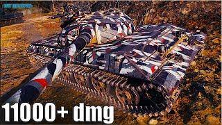 ЧЁТКИЙ бой Объект 430У 🌟 11000+ dmg 🌟 World of Tanks максимальный урон