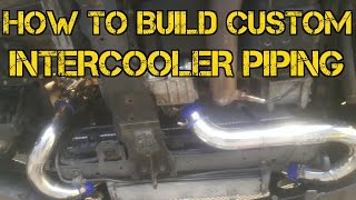 TFS: How to Build Custom Intercooler Piping #TFSBoostFab