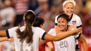 WNT vs. Korea Republic: Highlights - June 20, 2013