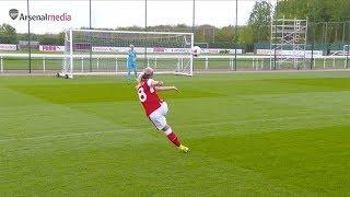 Arsenal Women v Thierry Henry   Golden Goals